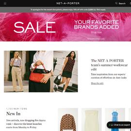 NET-A-PORTER Cashback