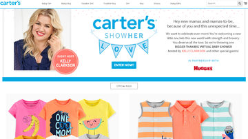 Carter's Cash Back