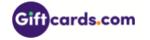 GiftCards.com Cashback
