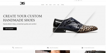 Design Italian Shoes Cashback