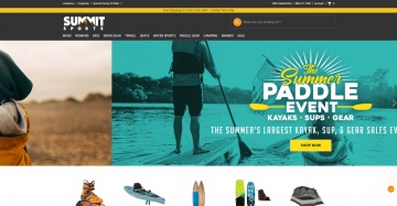 Summit Sports Cashback