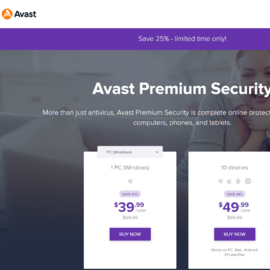 Avast Software 現金回饋