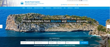 Alicante Private Transfers Cashback