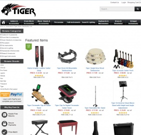 Tiger Music Cashback