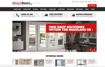 Direct Doors Cashback