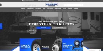 The Trailer Parts Outlet Cashback