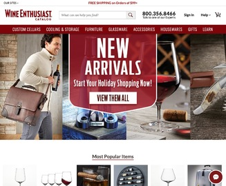 Wine Enthusiast 現金回饋
