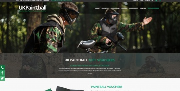 UK Paintball Cashback