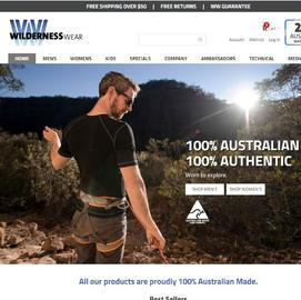 Wilderness Wear Cashback