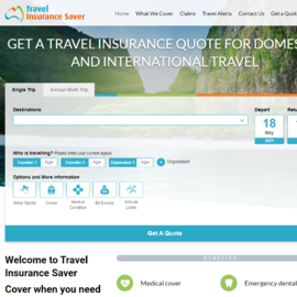 Travel Insurance Saver Cashback