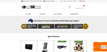 The Spy Store Cashback