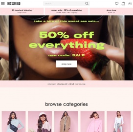 Missguided AU Cashback