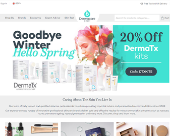 Derma Care Direct Cashback