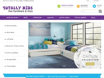 Totally Kids Cashback