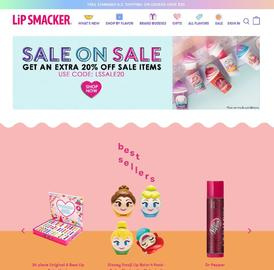 Lip Smackers 返利