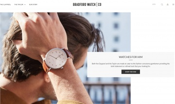 Bradford Watch Cashback