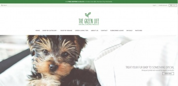 The Green Life Cashback