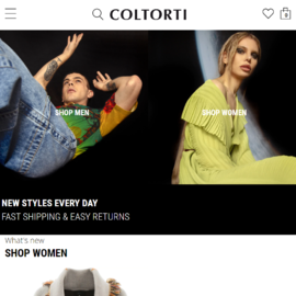 Coltorti Boutique Cashback