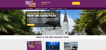 New Orleans Pass Cashback