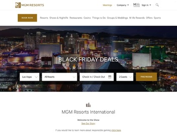 MGM Resorts Cashback