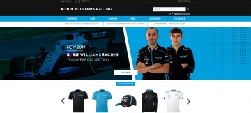 Williams Racing 現金回饋