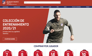 Atletico DE Madrid 現金回饋