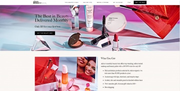 Allure Beauty Box Cashback
