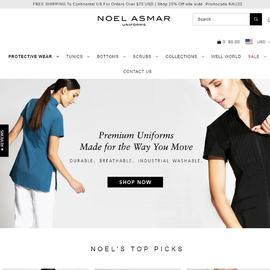 Noel Asmar Uniforms 返利