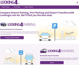 Looking4Parking APAC Cashback