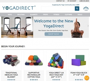 Yoga Direct Cashback