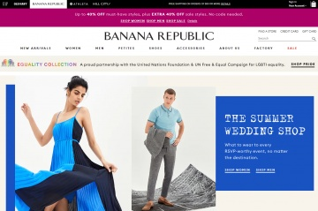 Banana Republic Cashback