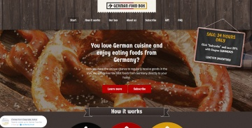 German Food Box 返利
