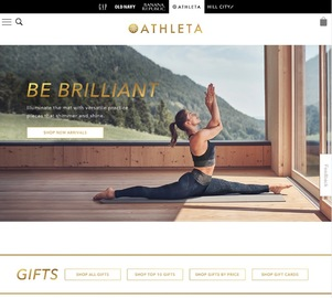 Athleta Cashback