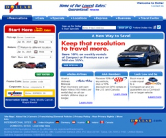 Dollar Rent A Car Cash Back