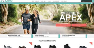 Apex Foot Cashback