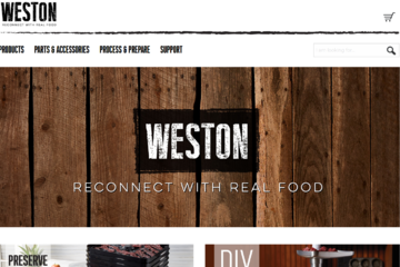 Weston Supply Cashback