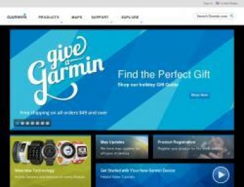 Garmin Cash Back
