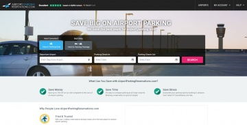 Airport Parking Reservations 現金回饋