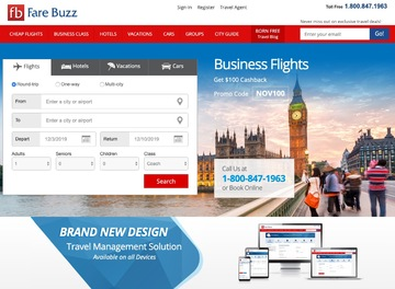 Fare Buzz Cashback