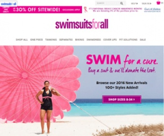 Swimsuits For All Cashback