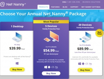 Net Nanny Cash Back