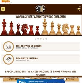 The Chess Store Cashback