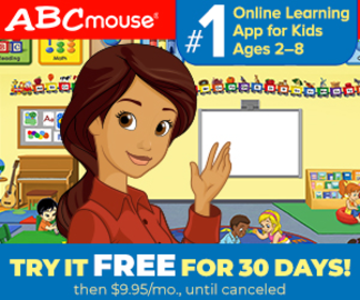 ABCmouse.com キャッシュバック