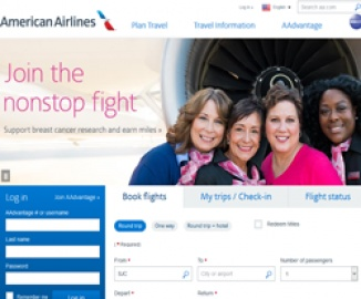 American Airlines Cashback