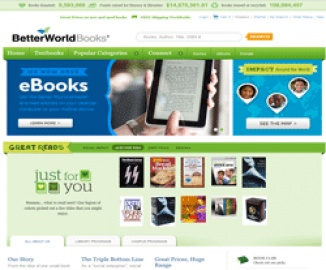 Better World Books 現金回饋