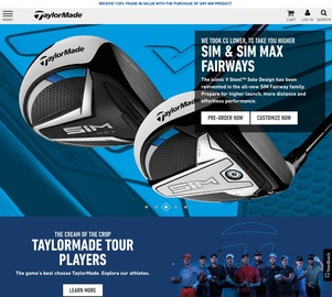 Taylor Made Golf Cashback