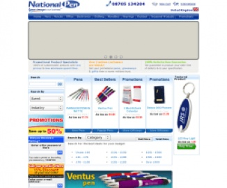 National Pen Cash Back