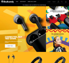 Skullcandy Cash Back