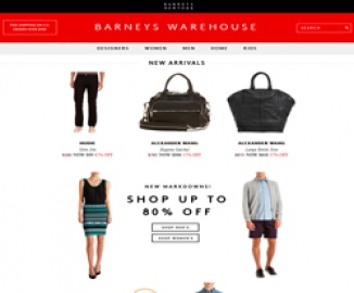Barneys Warehouse 返利