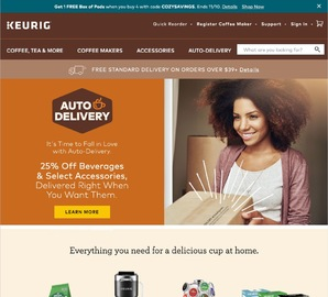 Keurig Cash Back